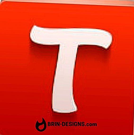 Tango - Hur stänger du av larmskärmmeddelanden