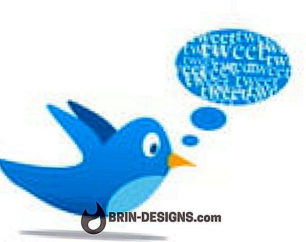 Kategorie Spiele:   Twitter - Markieren Sie Ihre Tweets als vertrauliche Inhalte