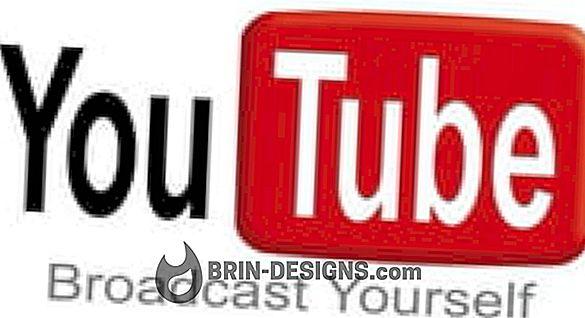Schneller Vorlauf durch ein YouTube-Video