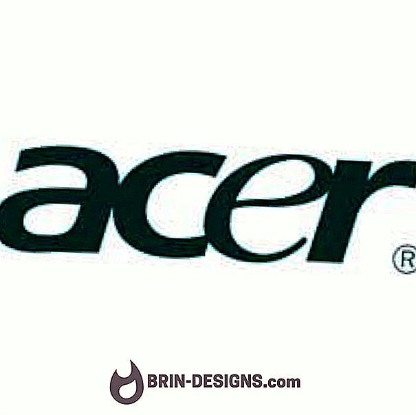 Το πληκτρολόγιο και το ποντίκι laptop Acer δεν θα λειτουργήσουν