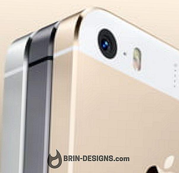 Luokka pelit:   iPhone 5S- Poista TouchID iTunes & App Storesta