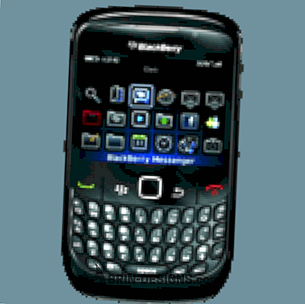 BlackBerry Curve 8520 - Bluetooth-Problem
