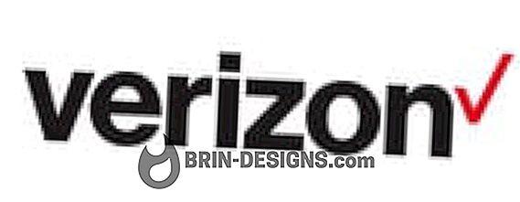 Inzahlungnahmeprogramm für Geräte von Verizon