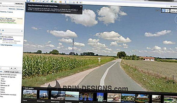 Kategori permainan:   Google Earth - Bagaimana untuk membolehkan ciri Street View?