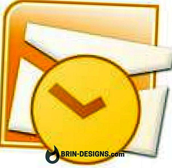 Outlook - BSNL E-post POP / SMTP konfigurasjoner innstillinger