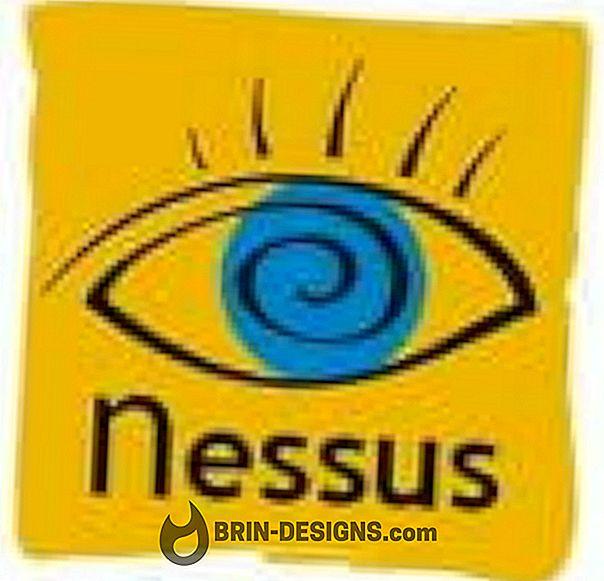 Mengimbas rangkaian berasaskan Debian dengan Nessus