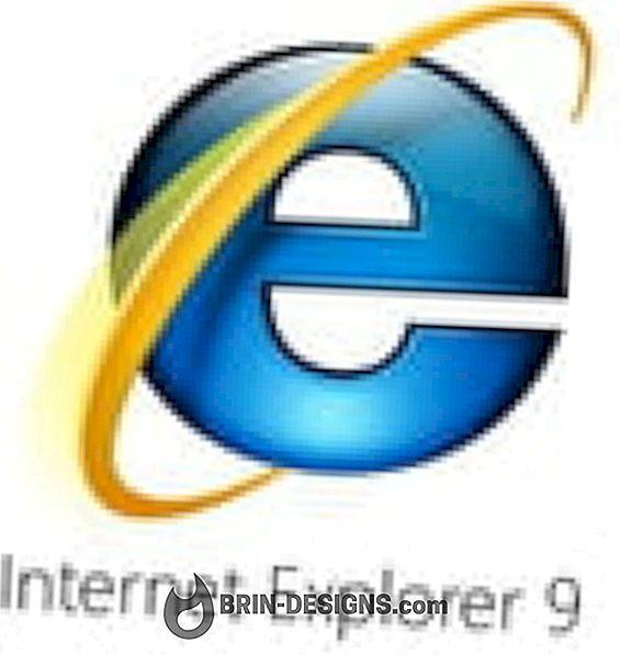 Kategorie hry:   Odinstalace IE9 a návrat k IE8 nebo IE7