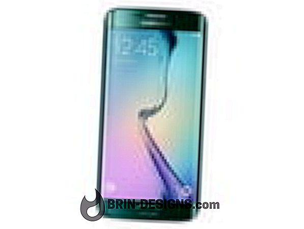 Kategorie Spiele:   Samsung Galaxy S6 Edge - So aktivieren Sie die Secure Lock-Einstellungen