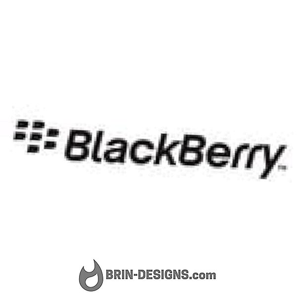 BlackBerry Desktop Software - Odstranjevanje aplikacij