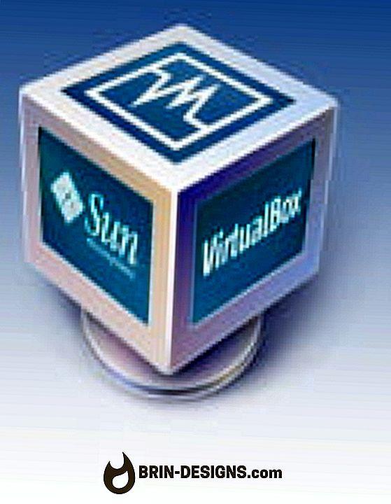 VirtualBox - لقطات
