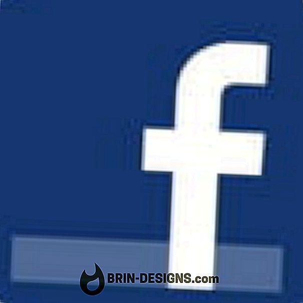 Categorie spellen:   Hoe offline te verschijnen op Facebook Chat
