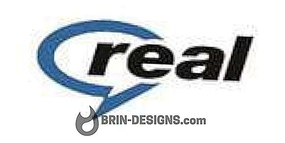 Kategori pertandingan:   RealPlayer - Nonaktifkan pemutaran otomatis DVD