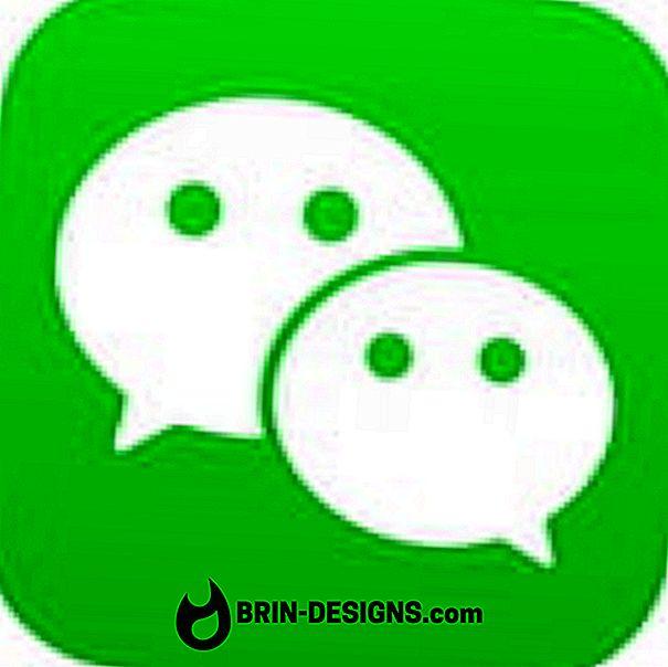 """Kaip kurti """"WeChat"""" žinutes"""