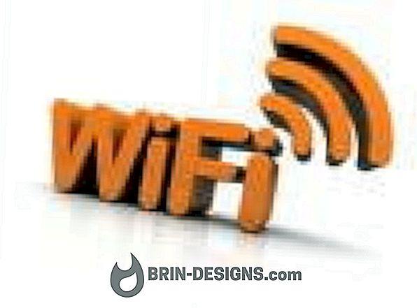 Kategori oyunlar:   Bir iPhone / iPod touch'ı bir Livebox'a (Wi-Fi) bağlayın