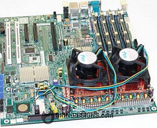 Kategori spel:   Multicore CPU: hur man stänger av en kärna