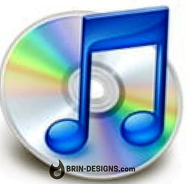 Kategori spel:   iTunes - Aktivera felkorrigering vid import av ljud-CD-skivor
