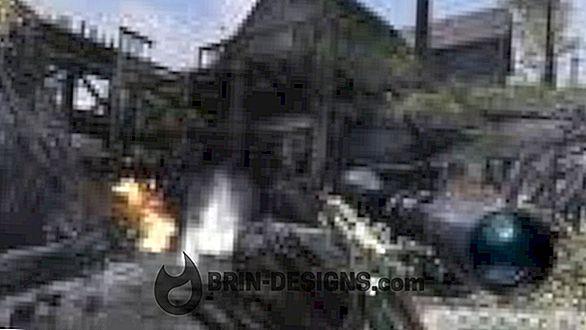 Comment créer un serveur dans Modern Warfare?
