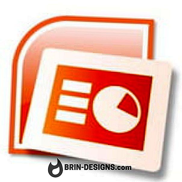 PowerPoint - Applicera en SmartArt-stil på en SmartArt-grafik