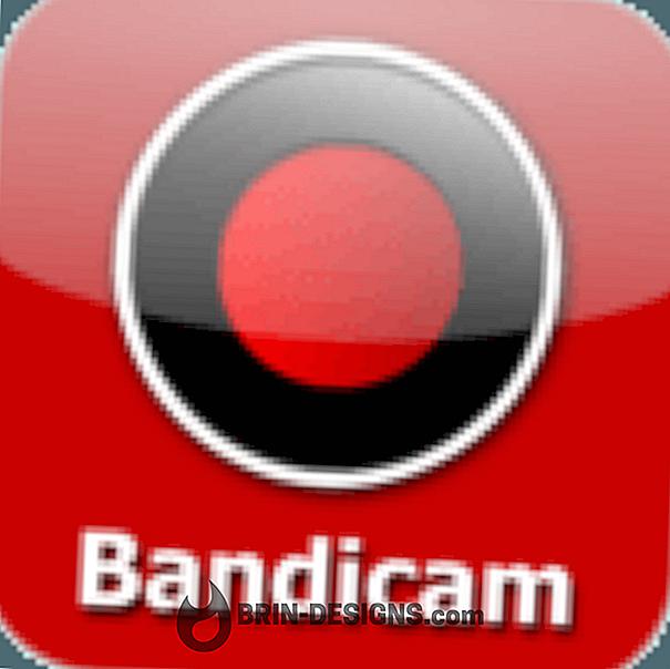 श्रेणी खेल:   Bandicam - रिकॉर्ड किए गए वीडियो में फ़्रेम की संख्या प्रदर्शित करें