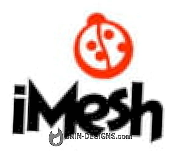 iMesh - susieti torrent failus