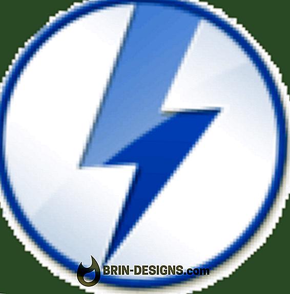 Daemon Tools Lite - Napáliť súbor ISO obrazu