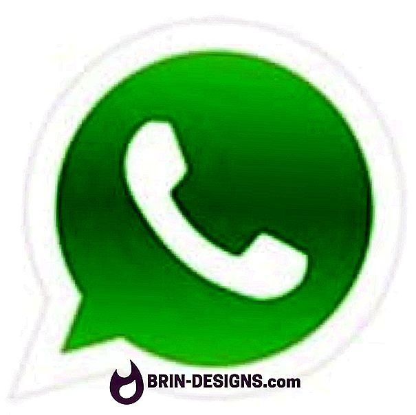 Kategorie Spiele:   WhatsApp Messenger - Konfigurieren Sie die Einstellungen für das automatische Herunterladen von Medien