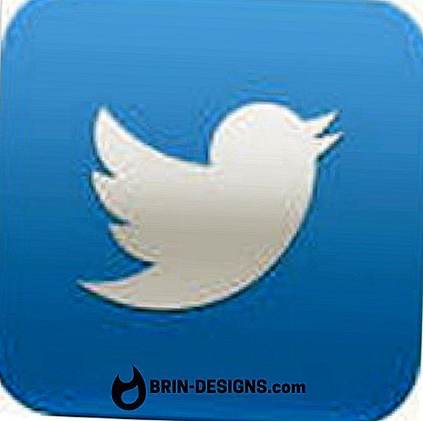 एंड्रॉइड के लिए ट्विटर - डिफ़ॉल्ट फ़ॉन्ट आकार कैसे सेट करें