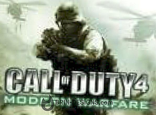 Call of Duty Modern warfare - Inštalácia balíkov máp