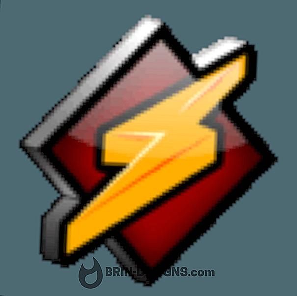 Winamp - Lumpuhkan Alpha Blending