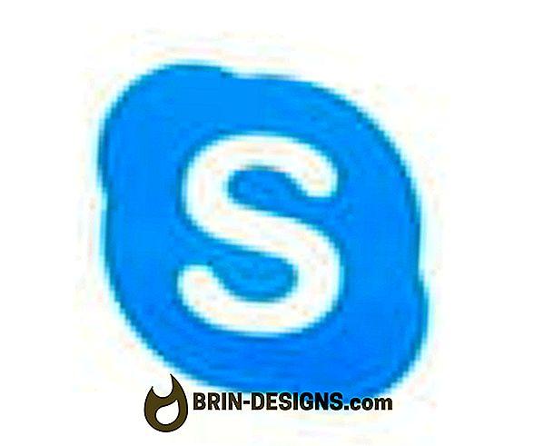दो Skype सत्रों को एक साथ चलाएँ