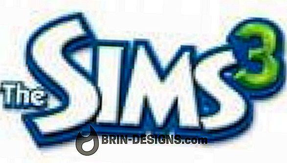 Kategori spel:   Sims 3 - Konfigurera dina grafiska inställningar