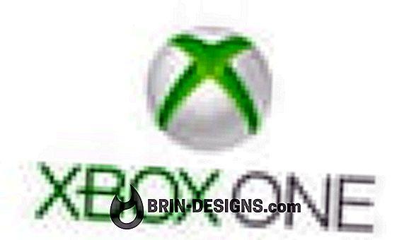 Kategórie hry:   Ako povoliť účet Xbox One Guest