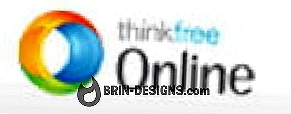 ThinkFree trực tuyến - Đăng ký