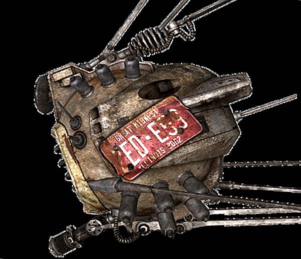 Категорія ігри:   Fallout New Vegas - ED-E (компаньйон) втрачено ...