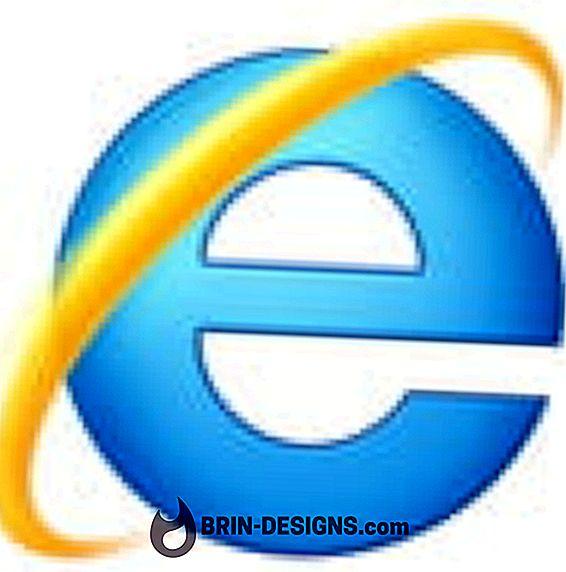 Категорія ігри:   Як вимкнути автоматичне оновлення для Internet Explorer