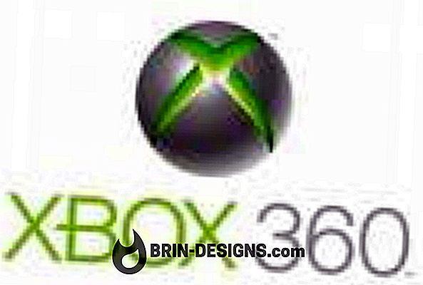 Kategorija igre:   Xbox - Onemogućite zvučne efekte