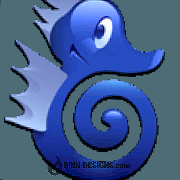 FireFTP - Zobrazení skrytých souborů v nabídce Zobrazení souboru