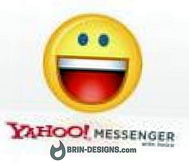 Kategori pertandingan:   Yahoo Messenger - Sembunyikan Yahoo Insider