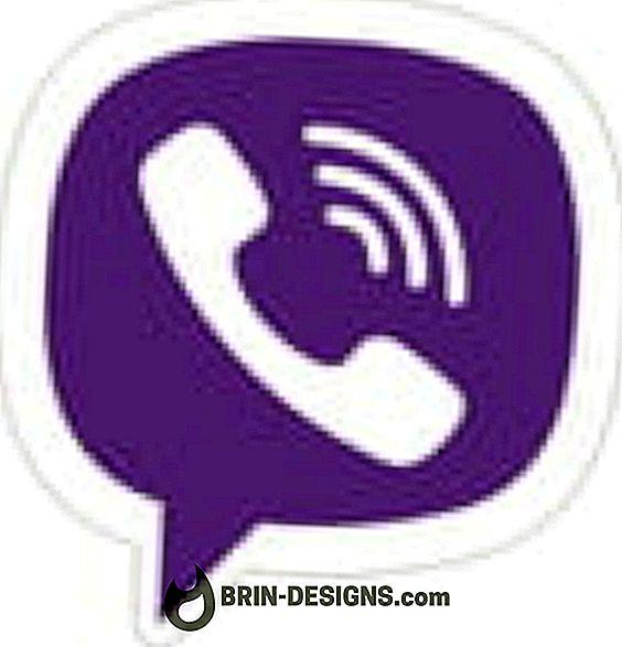 Viber - Aktivieren Sie die Funktion für eingehende Anrufe