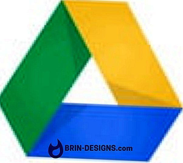 Kategori permainan:   Bagaimana untuk membuang Google Drive dari program permulaan