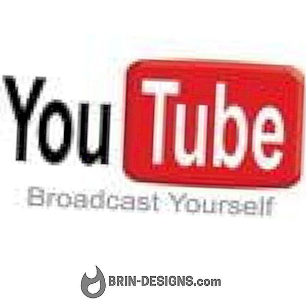 Kategooria mängud:   IVC: laadige videoid YouTube'i oma kõvakettale