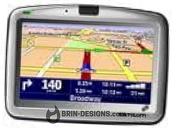 TomTom GPS- Muuda keelt