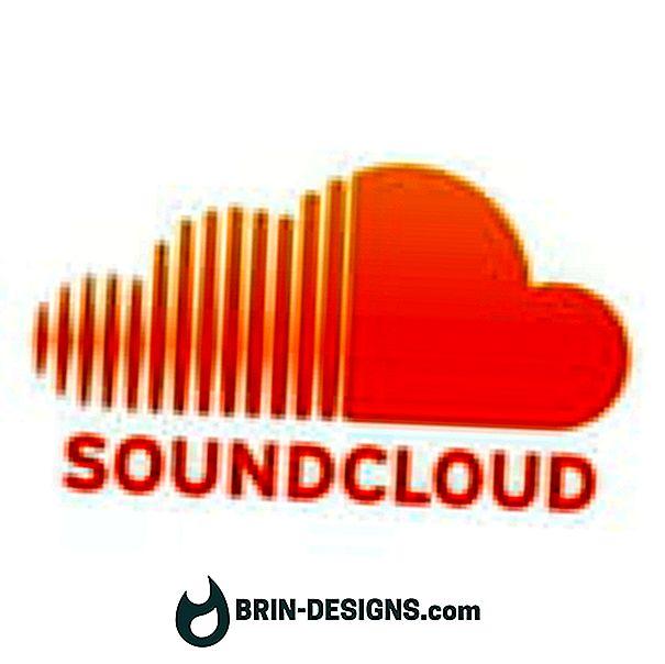 SoundCloud - Как да създавате плейлисти