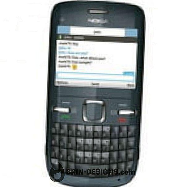 Nokia C3 - Sambungkan ke penghala wayarles