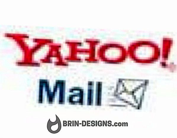 Yahoo Mail - Prečítajte si svoj e-mail s poštovým klientom