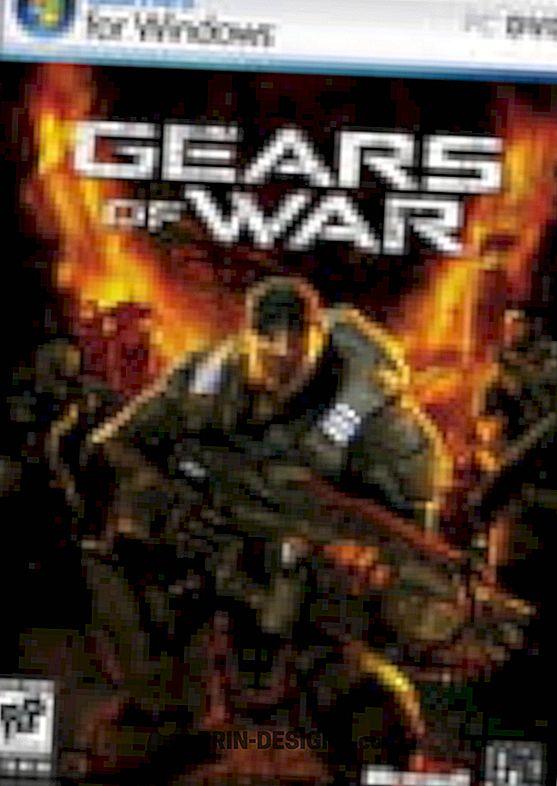 Categoría juegos:   Gears of War PC - Activa la consola de trucos
