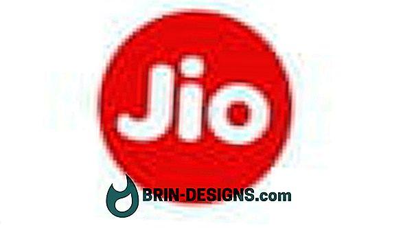 Slik legger du opp telefon med min Jio App