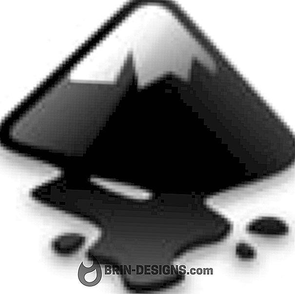 Inkscape - Die Seitentasten meines Drucktabletts funktionieren nicht
