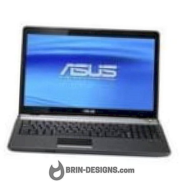 Luokka pelit:   Asus laptop ei käynnisty