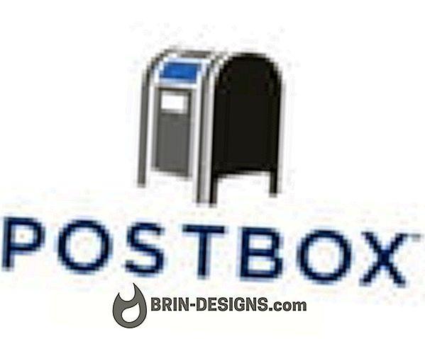 Postfach - Öffnet Nachrichten in einem neuen Fenster